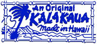 An Original Kalakaua