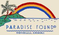 パラダイスファウンド ロゴ